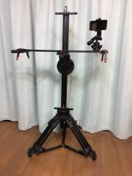 NEW!!!SPIRAL SLIDER DOLLY KATANA MOBILE